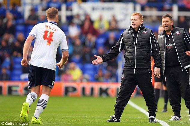 Neil-Lennon-Bolton-Manager