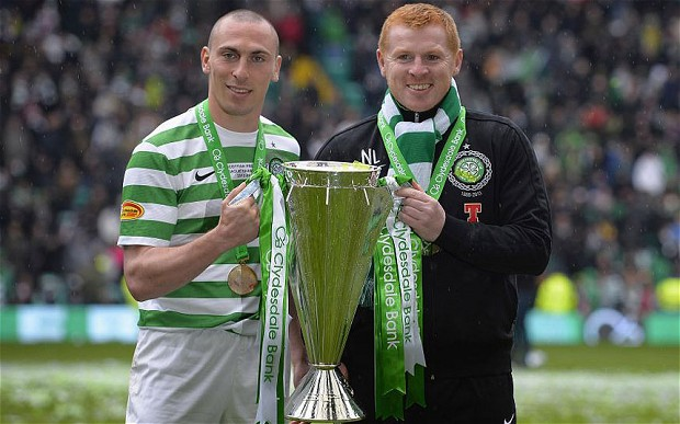 Neil-Lennon-Celtic-Trophy