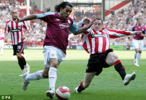 Tevez-at-West-Ham