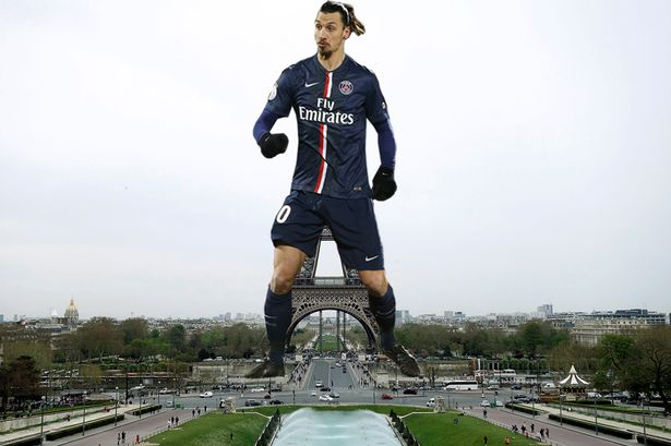Zlatan-Eiffel-Tower