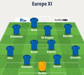 Europe XI